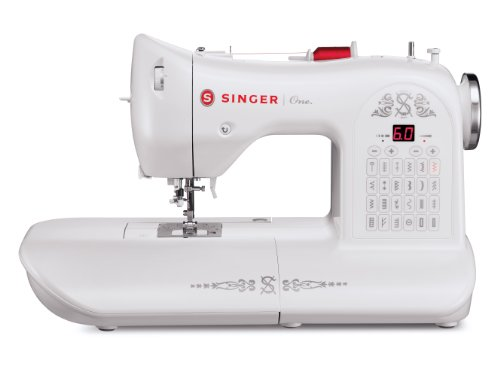 SINGER | ONE Vintage-Style Computerized Sewing Machine