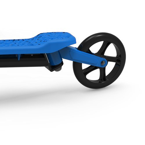 Yvolution YFliker A1 Air Ride On, BLUE/BLACK, One Size by Yvolution (Image #4)