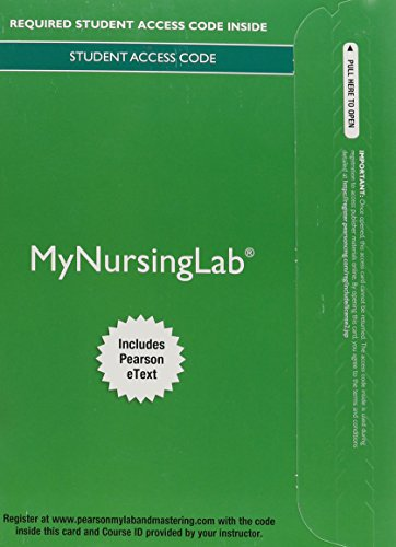 MyLab Nursing with Pearson eText -- Access Card -- for Olds' Maternal-Newborn Nursing & Women's Health Across the Lifespan