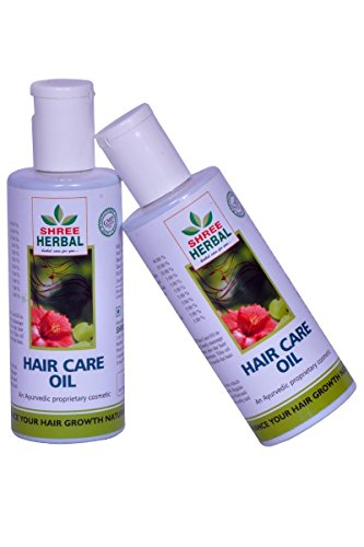 Nilgiri Products – Shree Hair care Oil 200 ml