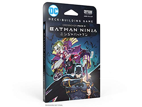 Amazon.com: DC Deck Building Game Crossover Pack 8 Batman ...