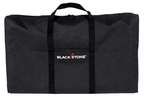 Blackstone Signature Griddle Accessories Grill/Griddle Carry Bag - For 28-Inch Griddle Top or Grill Top - Heavy Duty 600 D Polyester - High Impact Resin by Blackstone