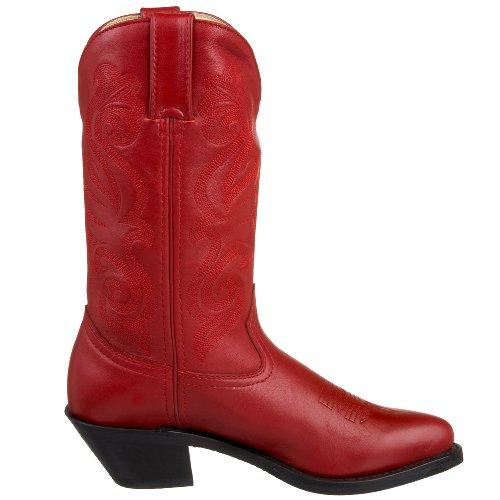 Durango Kvinners Klassiske 11 Vestlige Boot Vill Rød