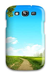 Miri Rogoff's Shop 1202702K15260905 Awesome Design Beautiful Village Hard Case Cover For Galaxy S3