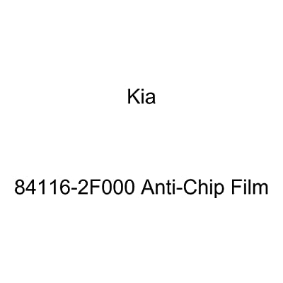Kia Genuine 84116-2F000 Anti-Chip Film: Automotive