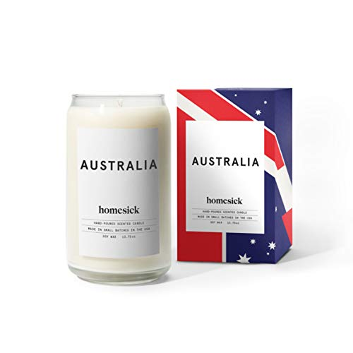 Homesick Scented Candle, Australia