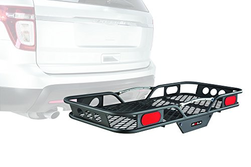 Buy trailer hitch cargo carrier 60 x 24