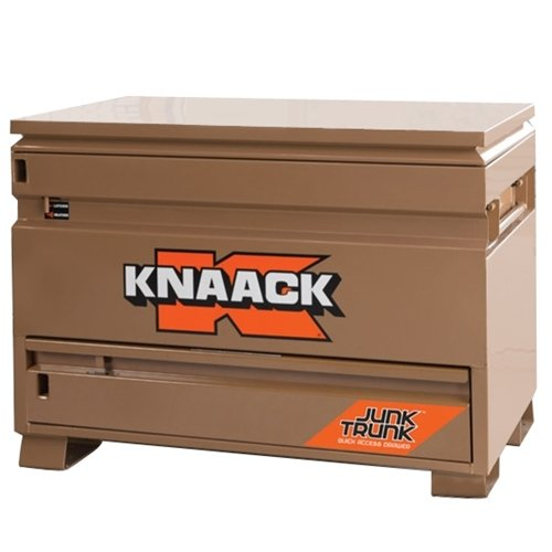 (Knaack 4830-D Jobmaster Chest with Junk Trunk, 17 cu. ft.)