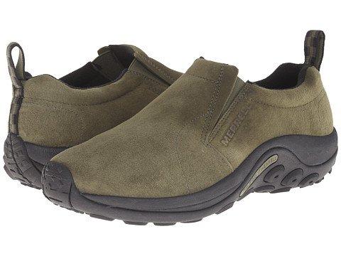 (メレル) MERRELL メンズランニングシューズスニーカー靴 Jungle Moc [並行輸入品] B06XJHFMRF 32.0 cm Dusty Olive