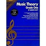Music Theory Grade One, Scott, Andrew, 0947183116