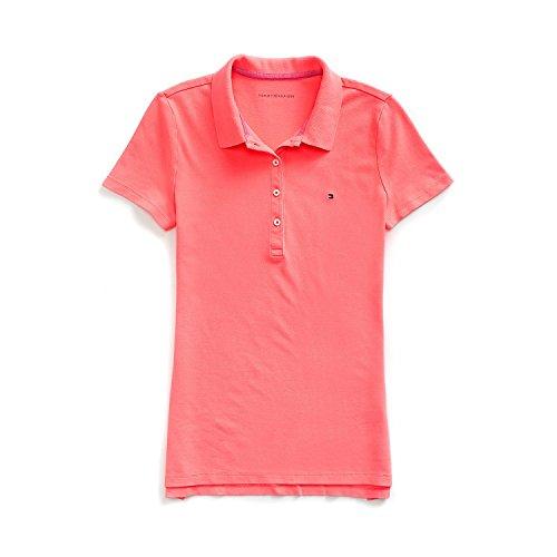 Tommy Hilfiger Poloshirt, Plain Logo Polo, Small