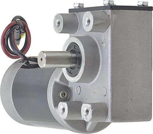 New 12V DC Motor for SnowEx SP220, SP24000 Reversible Rotation
