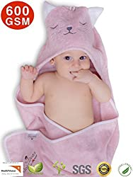 Top 15 Best Baby Towels And Washcloths (2021 Reviews & Buying Guide) 13