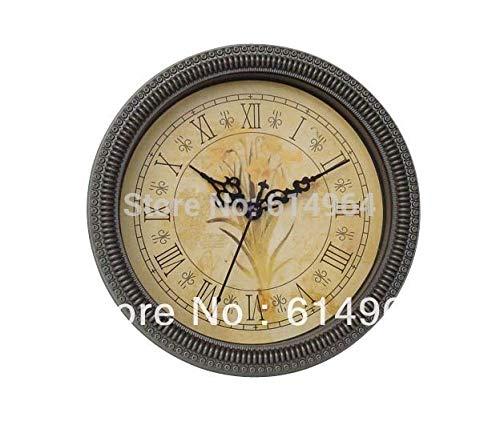 Maslin Insert Clock Clock Head Watch Movement 152mm(102) Clock Parts Roma Number 5pcs/lot,