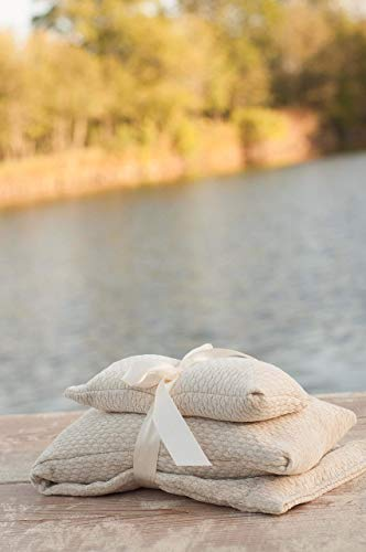- The Therapy Pillow Set: HOURS of year round comfort:Temperature Therapy (hot/cold), Hug Therapy (3 lbs of pressure), and Aromatherapy.