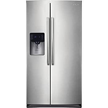 Amazon Com Samsung Rs25h5111sr Energy Star 24 5 Cu Ft