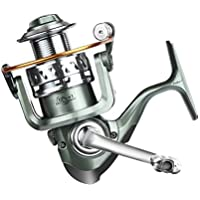 ROSE KULI Spinning Fishing Reel - Stainless Steel...