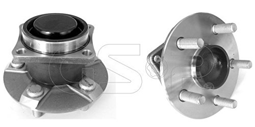 GSP 103218 Axle Bearing and Hub Assembly - Left or Right Rear (Driver or Passenger Side)
