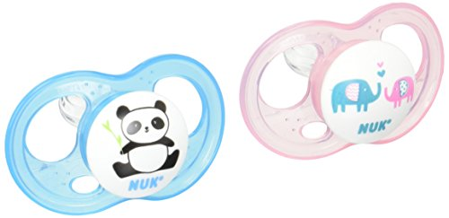 nuk-breeze-2-piece-orthodontic-pacifier-girl-0-6-months