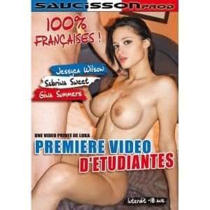 Premiere video d'etudiantes [Francia] [DVD]