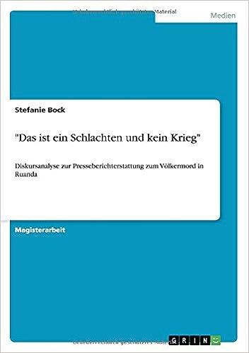 Book 'Das ist ein Schlachten und kein Krieg'