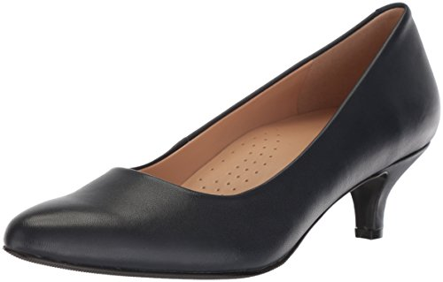 Trotters Womens Kiera Pump Navy