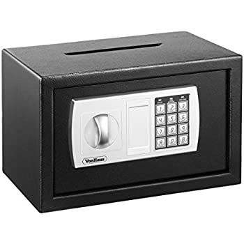 Sentrysafe X055 Security Safe 0 5 Cubic Feet Black