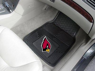 - NFL Novelty Car Mat (Set of 2) NFL Team: Arizona Cardinals