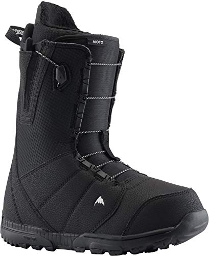 Burton Moto Snowboard Boots Mens Sz 10.5 Black