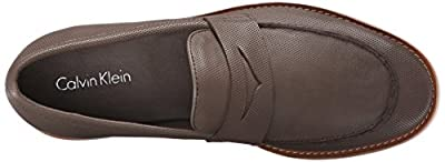 Calvin Klein Men's Angus Diamond Perf Slip-On Loafer