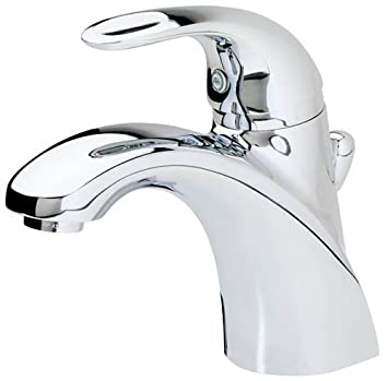 price pfister bathroom faucet. Price Pfister 8A2VC00 Parisa Single Handle Centerset Lavatory Faucet  Chrome Touch On Bathroom Sink Faucets Amazon com
