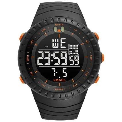 Reloj LED Reloj analógico digital Reloj deportivo para ...