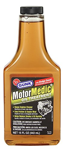 Niteo Motor Medic M1815 Oil Treatment with Sludge Guard & Stop Leak - 15 oz.