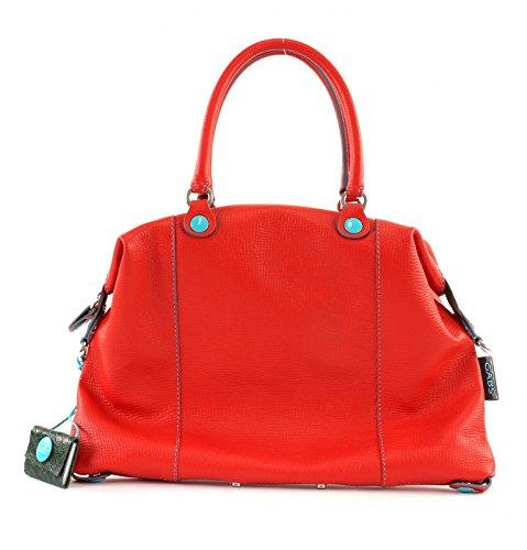 GABS donna borse a mano G3 PIATTA TRASF. G000030T2 P0026 C4001 Rosso