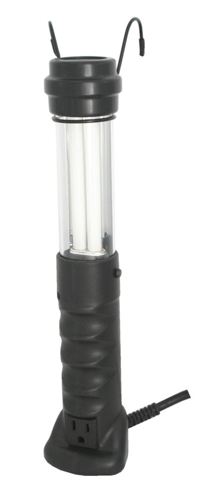 Bayco SL-935 13-Watt Fluorescent Spot/Work Light with 25-Foot Cord