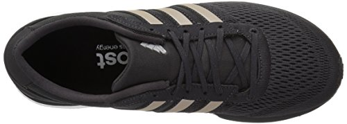 Black Women's 6 Boston Utility Black Platin W Shoe Running Adizero adidas W8yUwcdq78