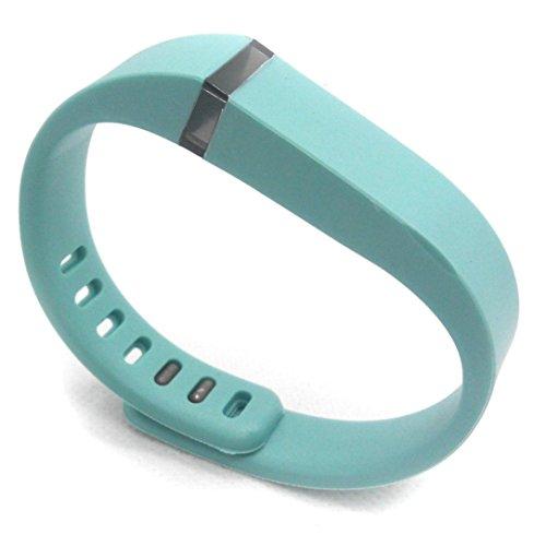 Egmy Replacement Wristband Small TPU for Fitbit Flex Bracele