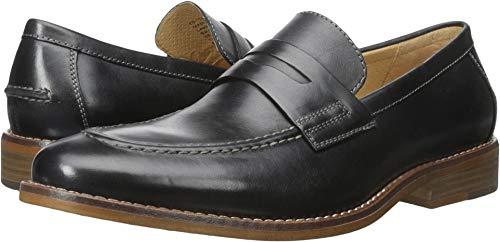 G.H. Bass & Co.. Men's Conner Slip-On Loafer, Black, 7 M US ()