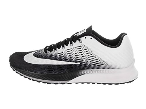 Nike Womens Air Zoom Elite 9 Running Shoes Black/White Cool Grey very cheap price pbprb