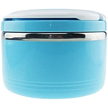 Ospard Stainless Steel Insulated Lunch Box 23 Ounce Blue