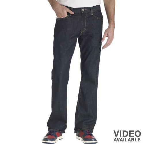 Levi's Mens Men's 527¿ Slim Bootcut Tumbled Rigid Jeans