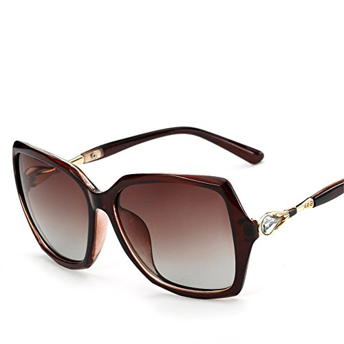 Chahua Dans les lunettes de soleil dans les lunettes, élégant, grand coffret lunettes de soleil, B