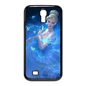 Cinderella Samsung Galaxy S4 90 Cell Phone Case Black persent xxy002_6048590