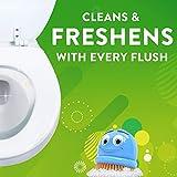 Scrubbing Bubbles Fresh Gel Toilet Bowl Cleaning