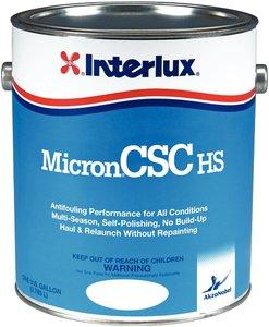 Interlux YBC583/1 Micron CSC HS Antifouling Paint (Black, Gallon)