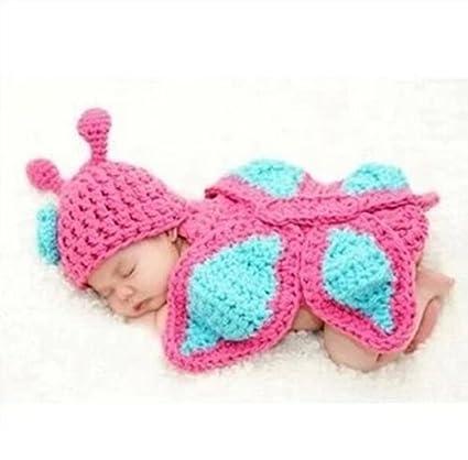 Conjunto de ganchillo para recién nacidos y niños, disfraz para ...