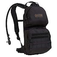 CamelBak M.U.L.E. MilTac 100oz 3 Liter Hydration Backpack Hydration Plus Cargo Black 61085
