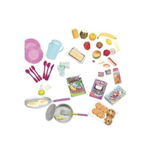 Our Generation R.V. Seeing You Camper Accessory Set (18 Inch Doll Rv Camper)