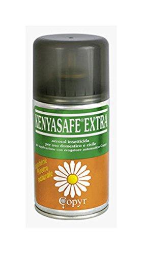 Copyr Insecticida Aerosol Kenyasafe Extra, 250 ML: Amazon.es: Productos para mascotas