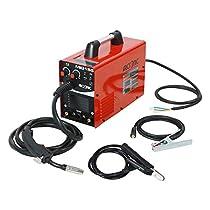220V MIG Welding machicne MIG155 Gas/No Gas, MMA/MIG Flux Wire Welding Machine 2 in 1 MMA/Mig Welding Machine 220V